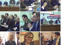 """Фатаграфіі з канферэнцыі """"Адукацыя як права чалавека"""""""