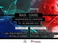 Беларусь у цэнтры мадэлявання вайсковага канфлікту паміж Расіяй і NATO